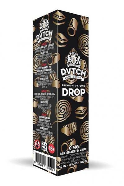 Drop - DVTCH Liquid 50ml 0mg