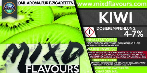 MIXD Flavours Aroma 10ml Kiwi