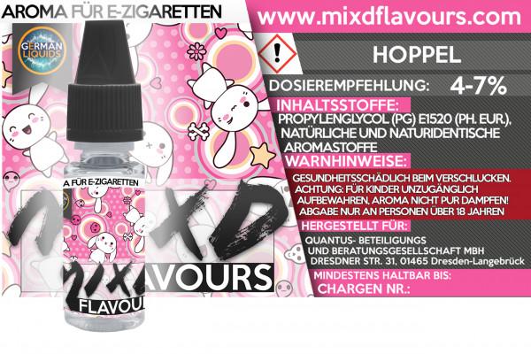 MIXD Flavours Aroma 10ml Hoppel