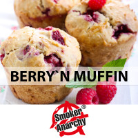Berry 'n Muffin - Smoker Anarchy® Liquid 10ml