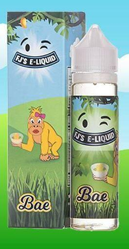 Bae - FJ`s E-Liquid Liquid 50ml 0mg