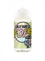 Tutti Fruity - Lolly Vape Pops Liquid 80ml 0mg