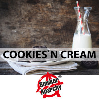 Cookies 'n Cream - Smoker Anarchy® Liquid 10ml
