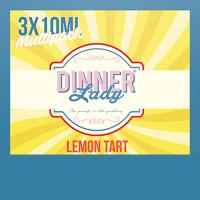 Lemon Tart - Dinner Lady Liquid 3x10ml