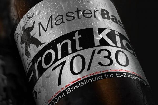 MasterBase Front Kick 70VG/30PG 1000ml