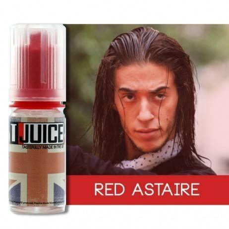 T-Juice E-Liquid Red Astaire 10ml