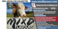 Frische Buttermilch - MIXD Flavours Aroma 10ml