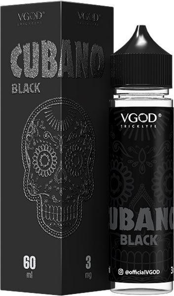 Cubano Black - VGOD Liquid 50ml 0mg