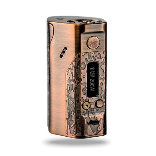 Wismec Reuleaux DNA 250W Box Mod Bronze
