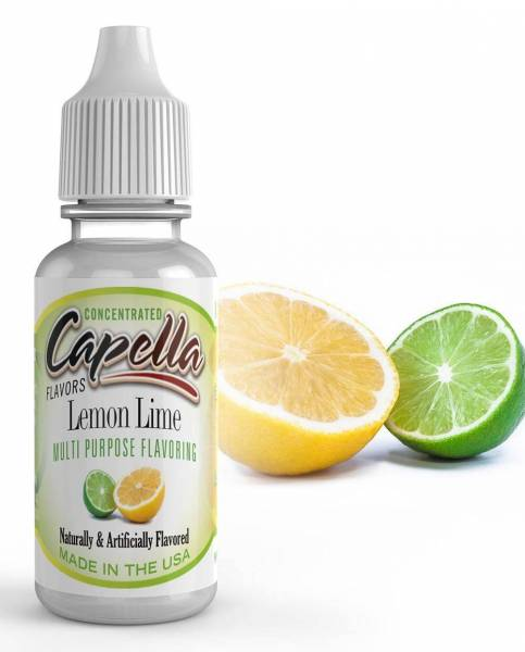 Lemon Lime - Capella Aroma 13ml