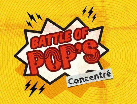 Vape or DIY Aroma 10ml Battle of Pop's