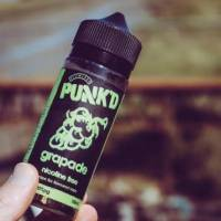 Grapade - Punk`d Liquid 100ml 0mg