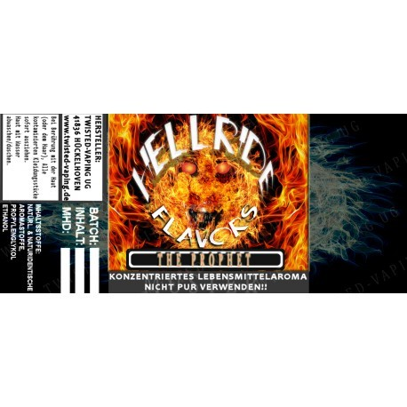 Twisted Flavors-Aroma (10 ml) Hellride The Prophet