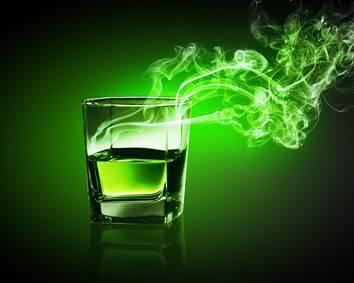 Smoker Anarchy® Premium E-Liquid / Liquid Absinth