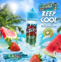 Kanzi Iced - Twelve Monkeys Ice Age Liquid 50ml 0mg