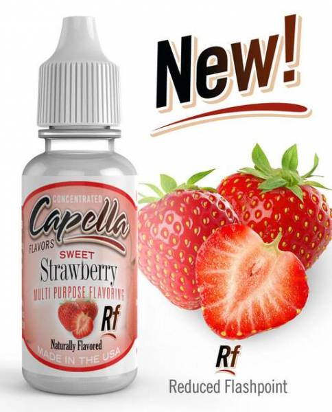 Capella Aroma 13ml Sweet Strawberry