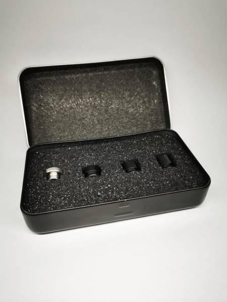 Goldrausch Royal Drip Tip 510 Set 4 in 1