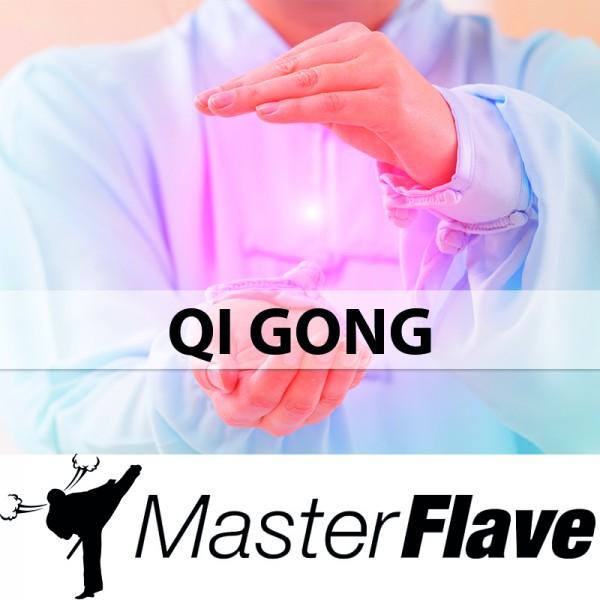 MasterFlave Aroma 10ml Qi Gong