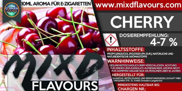 MIXD Flavours Aroma 10ml Cherry