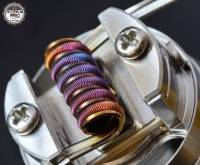 Coil Cat Pro Alien Square Handmade in Germany