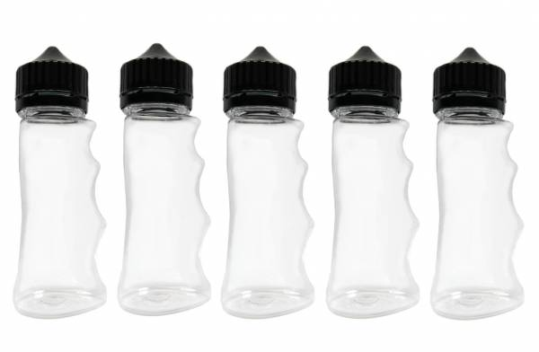 Sparpack 5x Curvy Cat 120ml Leerflasche by Copy Cat