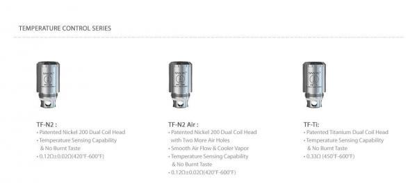 Smok TFV4 Titan Standard Verdampferkopf