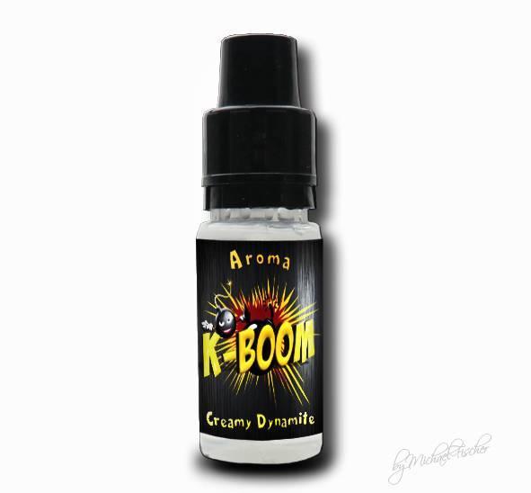 K-Boom Aroma 10ml Creamy Dynamite V2