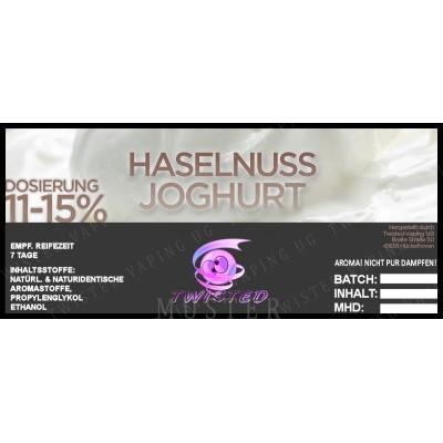 Twisted Flavors-Aroma (10 ml) Haselnuss-Joghurt
