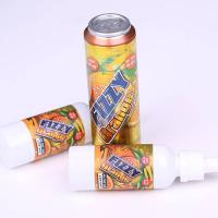 Orange - Fizzy Liquid 55ml 0mg