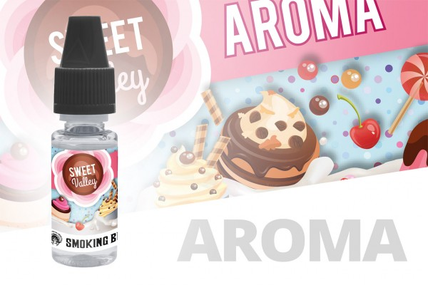 Smoking Bull Aroma 10ml Sweet Valley