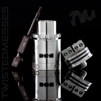 Twisted Messes RDA² (Squared)