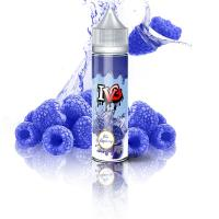 Blue Raspberry - I VG Liquid 50ml 0mg