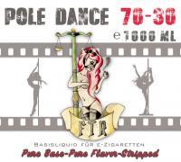 FTR Pole Dance Base 70VG/30PG 1000ml 0mg