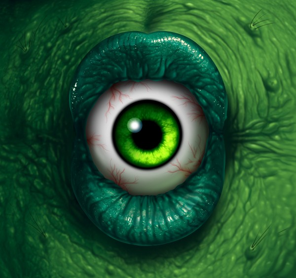 Smoker Anarchy® Premium E-Liquid / Liquid Green Goblin