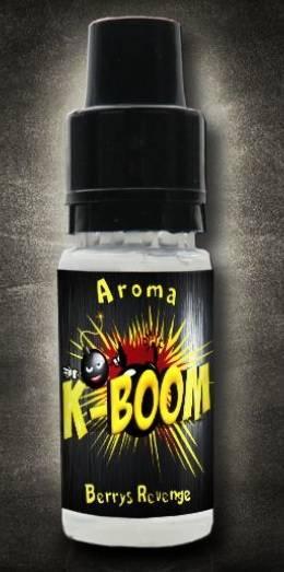 K-Boom Aroma 10ml Berrys Revenge