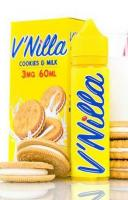 Cookies & Milk - V`Nilla Liquid 50ml 0mg