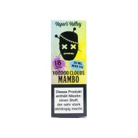 Voodoo Clouds Shot 10ml Mambo 18mg