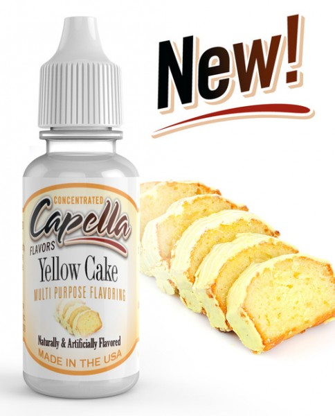 Capella Aroma 13ml Yellow Cake