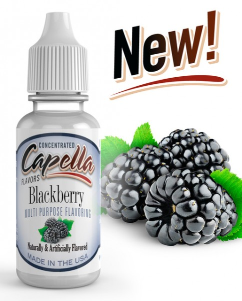 Capella Aroma 13ml Blackberry