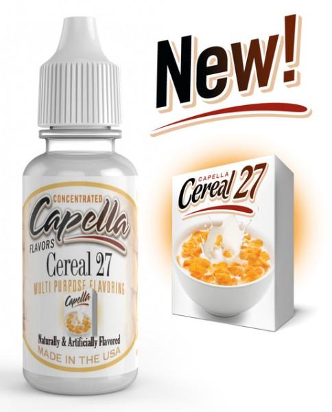 Capella Aroma 13ml Cereal 27