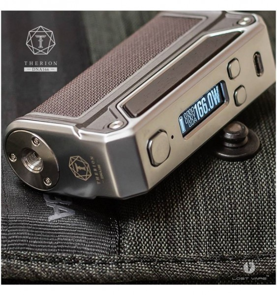 Lost Vape Therion DNA166