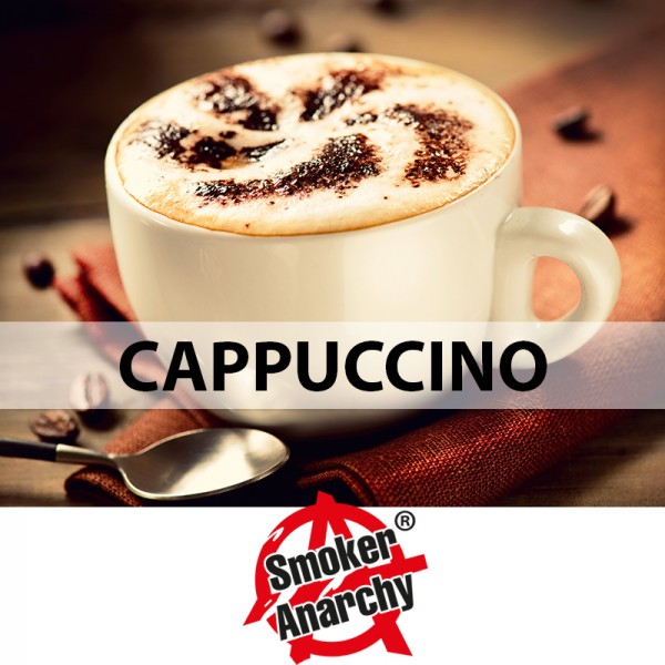 Smoker Anarchy® Liquid Cappuccino