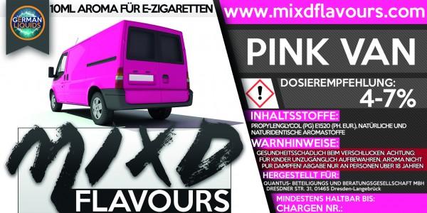 MIXD Flavours Aroma 10ml Pink Van