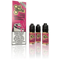 Whipped Dreamz - Coil Glaze Liquid 3x10ml