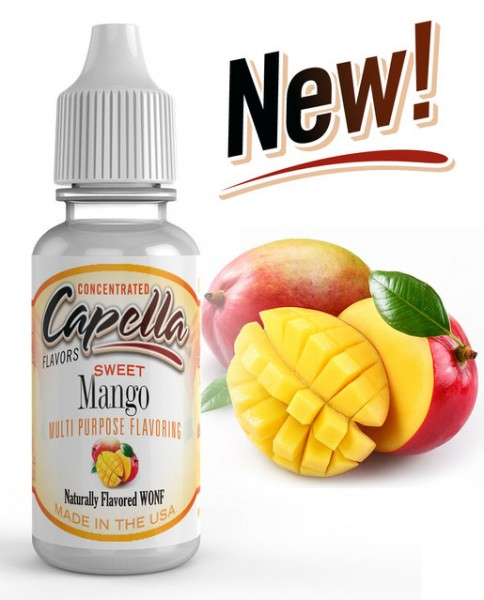 Capella Aroma 13ml Sweet Mango