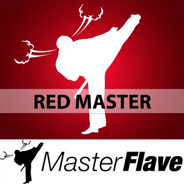 MasterFlave Aroma 10ml Red Master