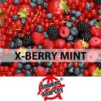 X-Berry Mint - Smoker Anarchy® Liquid 10ml