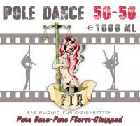 FTR Pole Dance Base 50VG/50PG 1000ml 0mg