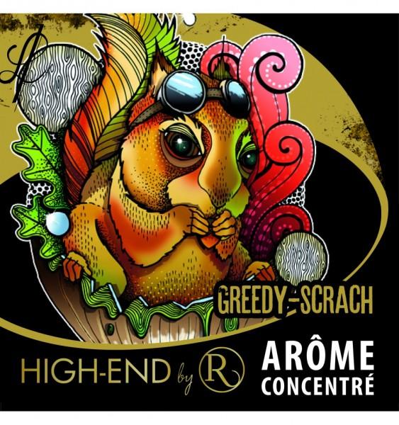 REVOLUTE Aroma 10ml Greedy-Scrach