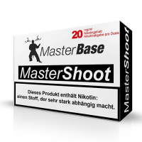 MasterBase MasterShoot 5x10ml 20mg 50PG/50VG
